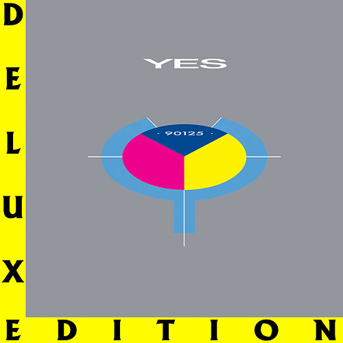 90125 (Deluxe Version) by Yes