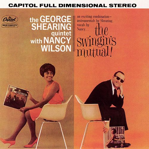 The Swingin's Mutual (Expanded Edition / Remastered) de Nancy Wilson