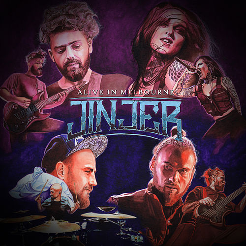 Alive in Melbourne (Live) by Jinjer