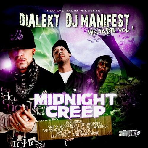 Midnight Creep, Vol. 1 by Dialekt