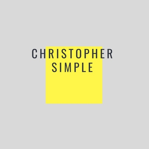Simple (Live) von Christopher