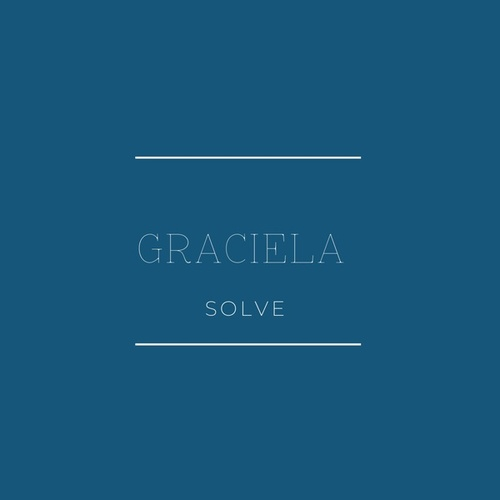 solve by Graciela