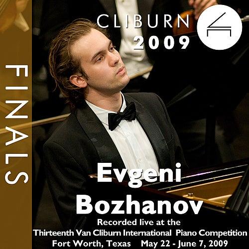 2009 Van Cliburn International Piano Competition: Final Round - Evgeni Boshanov de Evgeni Bozhanov