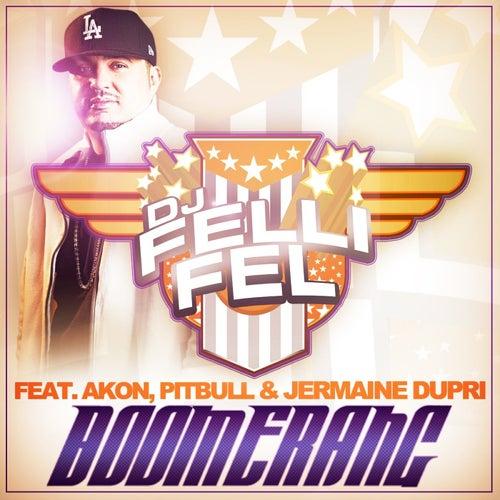 Boomerang de DJ Felli Fel