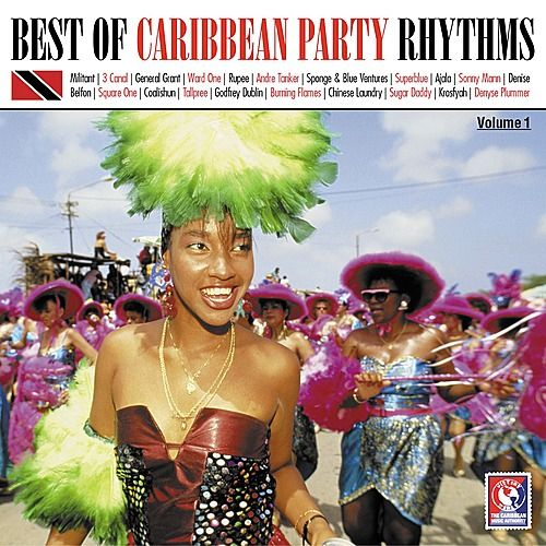 Best Of Caribbean Party Rhythms Vol. 1 by Various Artists