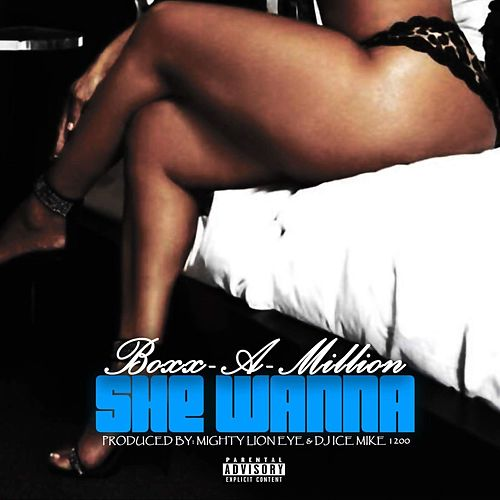 She Wanna by Boxx a Million