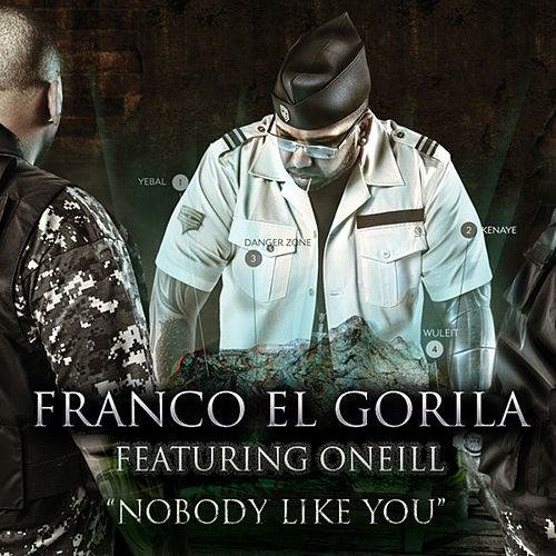 Nobody Like You - Single de Franco