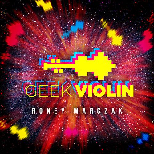 Geek Violin by Roney Marczak