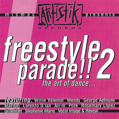 Micmac presents Artistik Freestyle Parade volume 2 de Various Artists