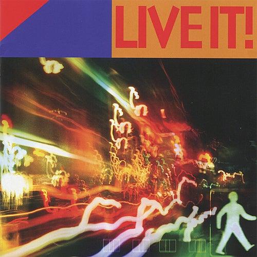 Live It! de Various Artists