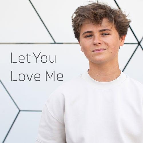 Let You Love Me van Matheu