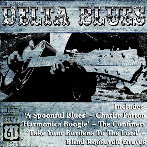 Delta Blues de Various Artists