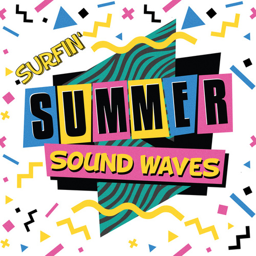 Surfin' Summer Soundwaves by Various Artists