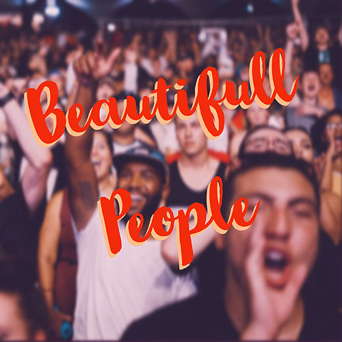 Beautiful People van Peter Bin