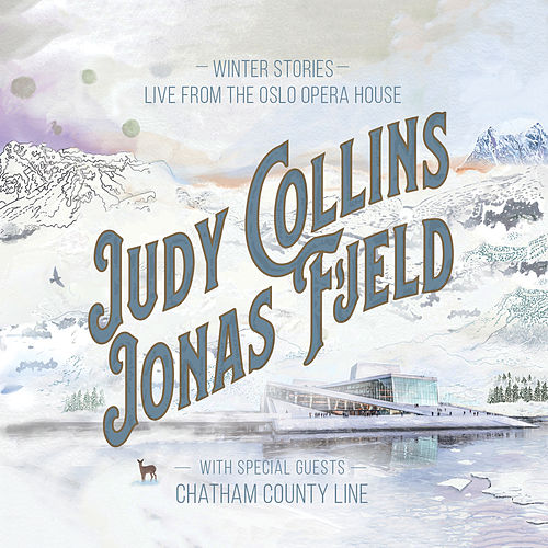 Winter Stories - Live from the Oslo Opera House by Judy Collins