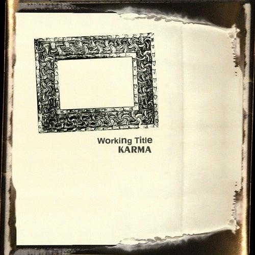 Working Title von Karma