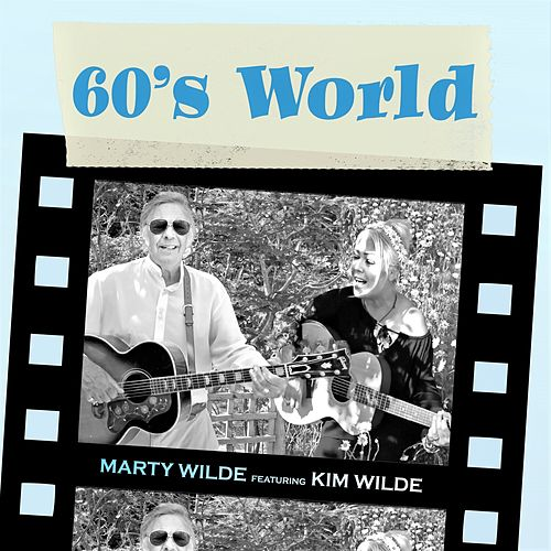 60's World by Marty Wilde