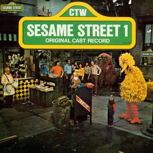 Sesame Street: Sesame Street 1 Original Cast Record, Vol. 2 by Sesame Street