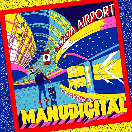 Canada Airport von Manudigital