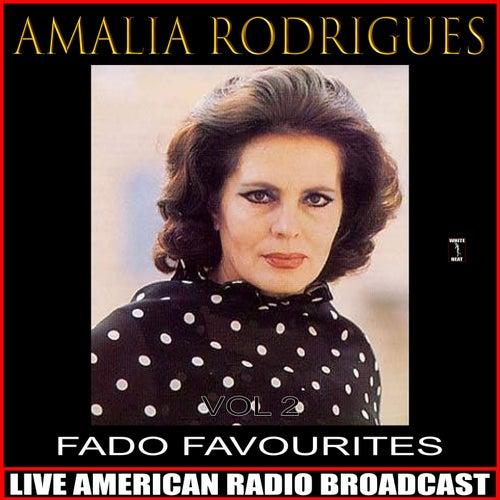 Fado Favourites - Vol 2 de Amalia Rodrigues