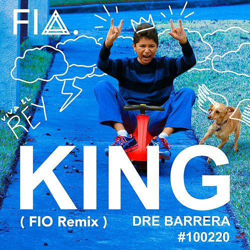 King by Dre Barrera