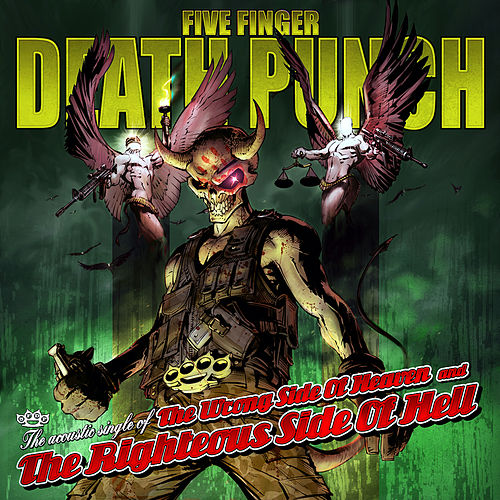 Wrong Side Of Heaven (Acoustic) von Five Finger Death Punch