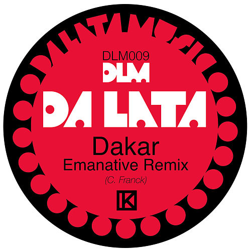 Dakar (Emanative Remix) by Da Lata