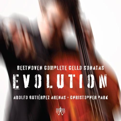 Evolution: Beethoven Complete Cello Sonatas de Adolfo Gutiérrez Arenas