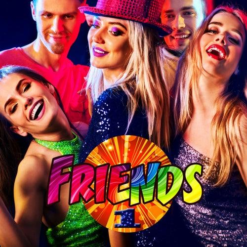 Friends 1 von Regina Rey