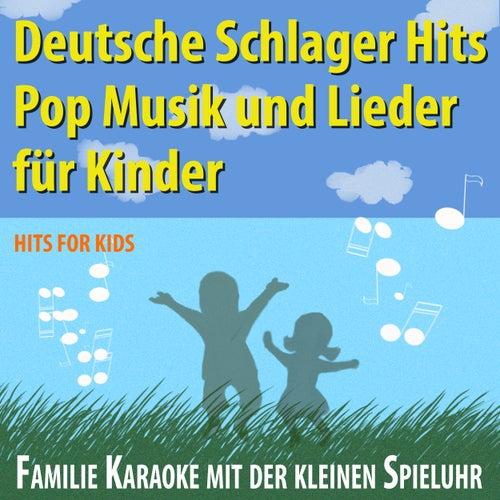 Deutsche Schlager Hits, Pop Musik und Lieder für Kinder, Familie Karaoke mit der kleinen Spieluhr von Toddi Spieluhr