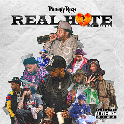 Real Hate (Deluxe Edition) von Philthy Rich