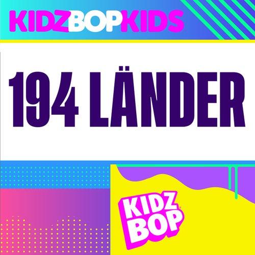 194 Länder by KIDZ BOP Kids