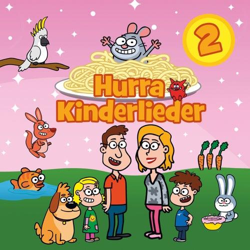 Hurra Kinderlieder 2 von Hurra Kinderlieder