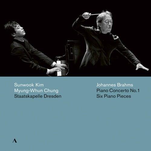 Brahms: Piano Concerto No. 1 in D Minor, Op. 15 & 6 Piano Pieces, Op. 118 de Sun-Wook Kim