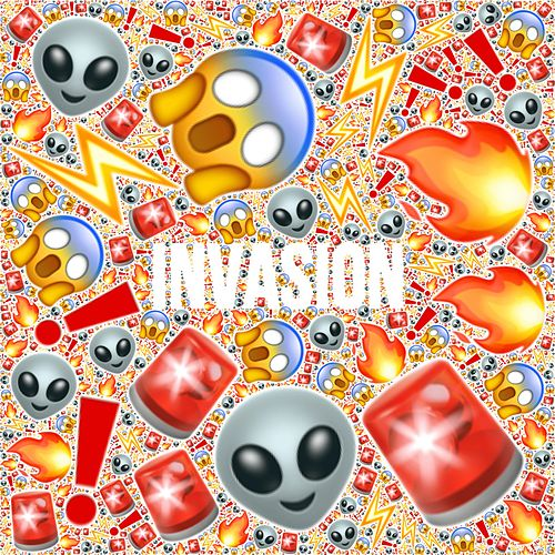 Invasion by Toby Dylan