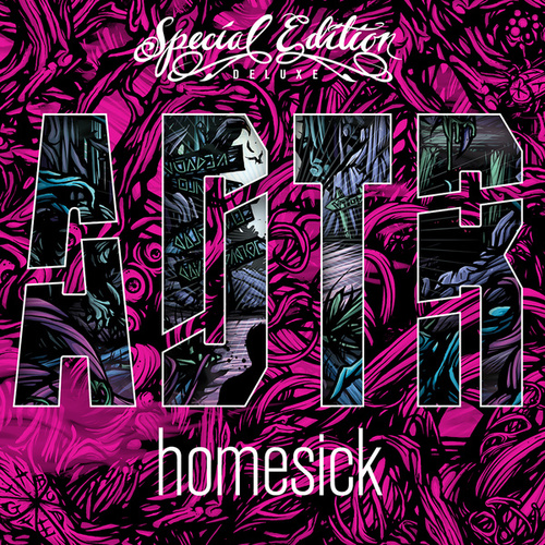 Homesick (Special Edition) van A Day to Remember