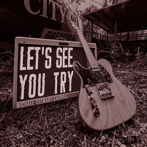 Let's See You Try by Michael Stewart Carroll