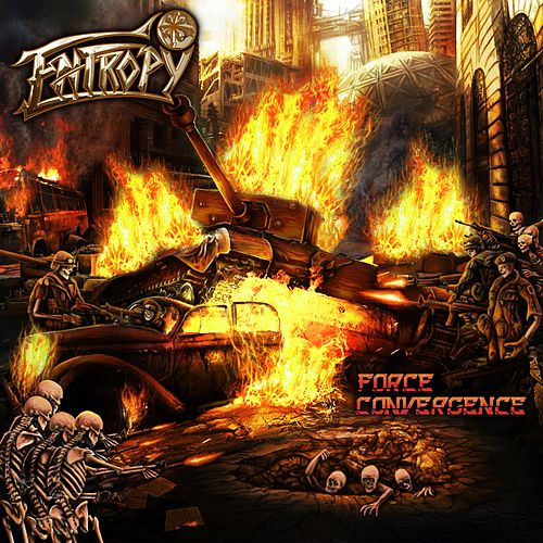 Force Convergence by Entropy Metal