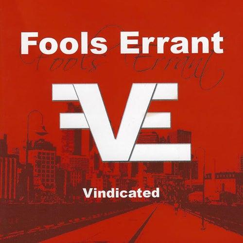 Vindicated von Fools errant