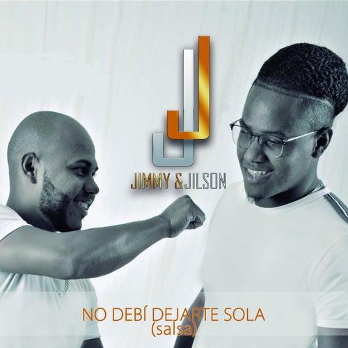 No Debí Dejarte Sola (Salsa) von Jimmy