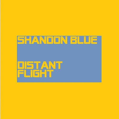 Distant Flight von Shandon Blue
