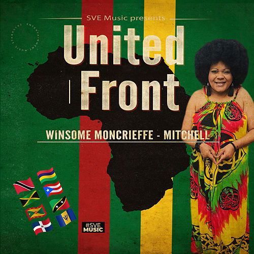 United Front de Winsome Moncrieffe-Mitchell