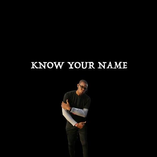 Know Your Name von Patris Gordon