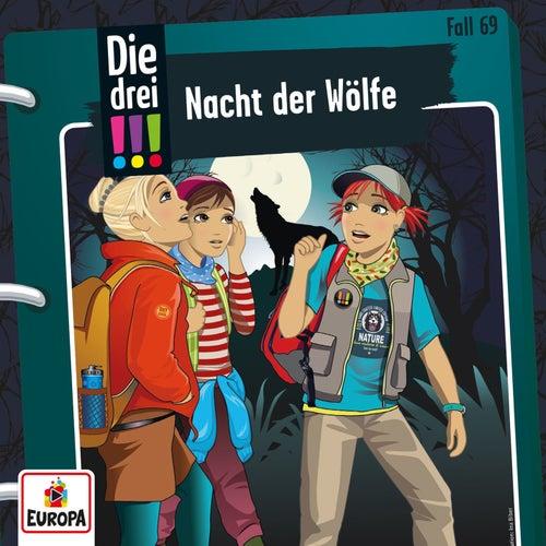 069/Nacht der Wölfe by Die Drei !!!
