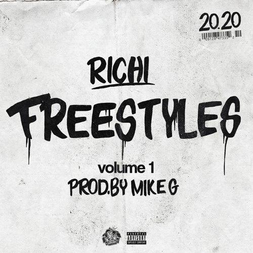Freestyles (Vol. 1) by Richi