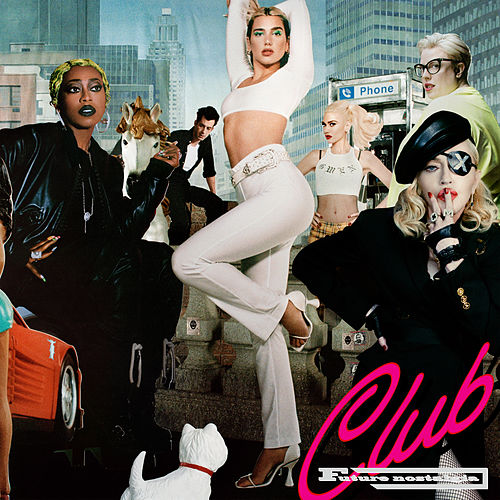 Club Future Nostalgia (DJ Mix) by Dua Lipa