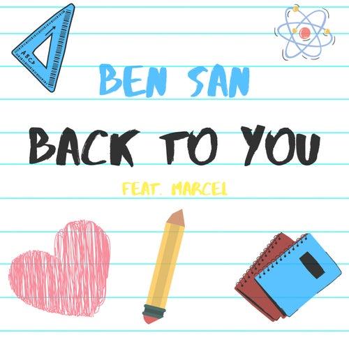 Back To You de Ben San