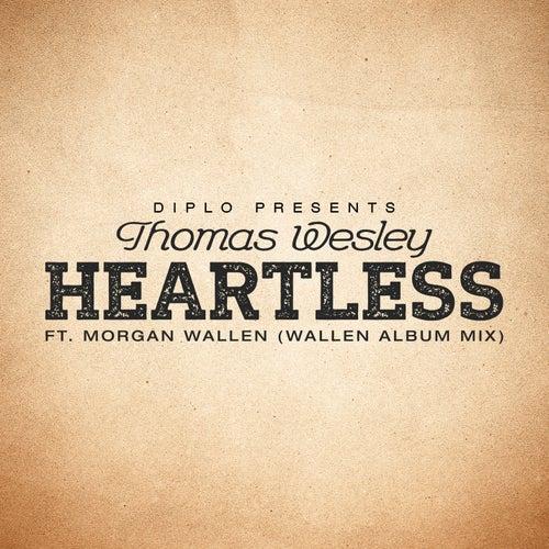 Heartless (Wallen Album Mix) by Diplo