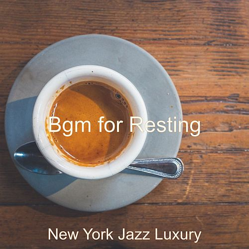 Bgm for Resting de New York Jazz Luxury
