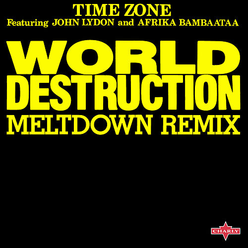 World Destruction (Meltdown Remix) de Time Zone